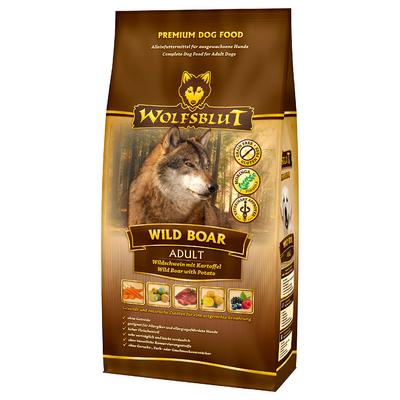 Wolfsblut Wild Boar Hundefutter, 15 kg