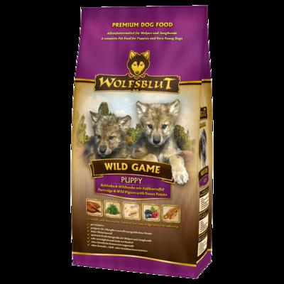 Wolfsblut Wild Game Puppy Welpenfutter, 15 kg