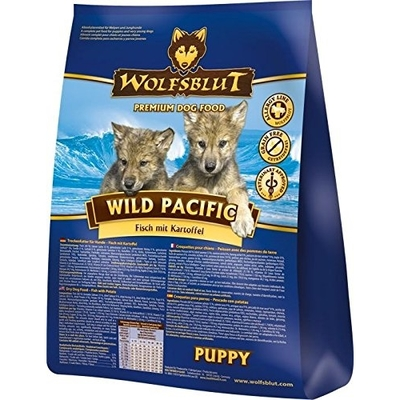 Wolfsblut Wild Pacific Puppy Welpenfutter, 15 kg