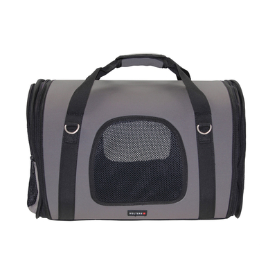 Wolters Hundetragetasche Sport-Carrier Grey Essentials