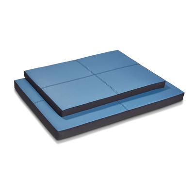 Wolters VIP Matratze Nylon für Hunde, 100 x 70 x 7cm marineblau/riverside blue