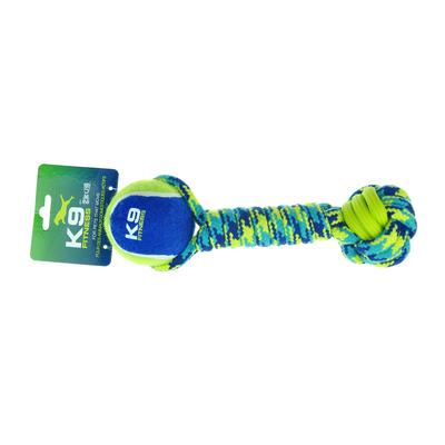 Zeus K9 Seil+TPR-Ball+Tennisball