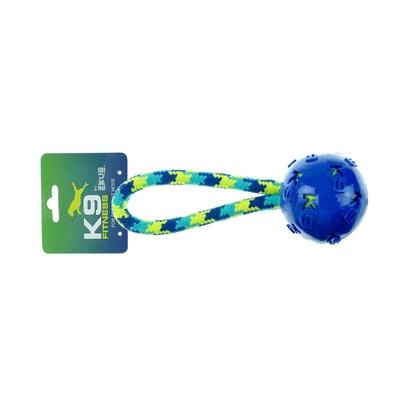 Zeus K9 Zugspielzeug mit Ball