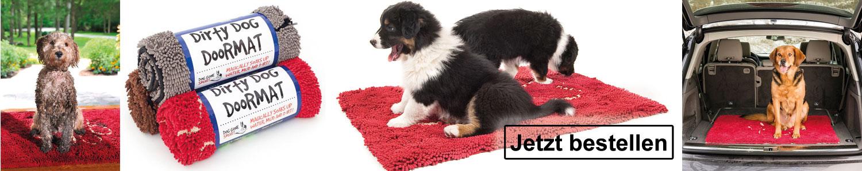 Dirt Dog Doormat