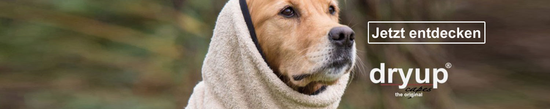 DryUp Cape für Hunde