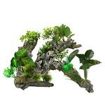 grün - 41x40,5x34,5cm