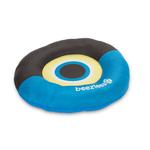 blau, gelb - dia. 25 cm - ø: 25 cm blau-gelb-schwarz Ring