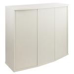Schrank, weiß, 77 x 31 x 80 cm