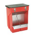 3500 ml, Kunststoff/Metall, 2 Fressplätze