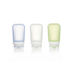 3er Pack, 74 ml transp./grün/blau