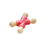 pink - Cross mit Vanillegeschack creme/pink, 14 cm