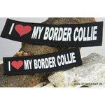 I LOVE MY BORDER COLLIE