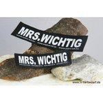 MRS. WICHTIG