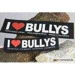 I LOVE BULLYS