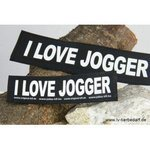 I LOVE JOGGER