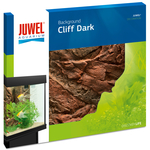 dunkelbraun - 60 x 55 x 3 cm, Cliff Dark