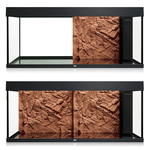 braun - 60 x 55 x 3 cm, Stone Clay