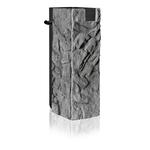 anthrazit - Stone Granite, 55,5 x 18,6 x 1 cm