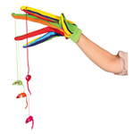 Handschuh mit 4 Hängemäusen
