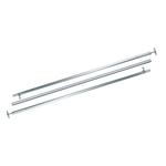 1,28-3,25m - Aluminium, 1,28-3,25m