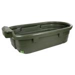 grün - Weidetränke 1000 l, Maße L 235 x B 125 x H 58 cm