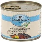 Geflügelherzen & Seelachs 195