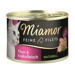 Thunfisch & Krebsfleisch 12x156 g