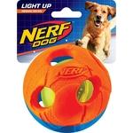 Ball Gr. M, orange/blau,  Ø 8 cm