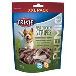 Hühnchen & Lachs, Stripes, XXL Pack, 300g