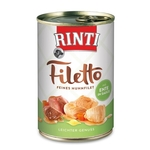 Huhn & Ente in Sauce 12x420g