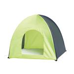 Rody Camp L: 38 cm B: 38 cm H: 30 cm grün-schwarz