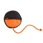 schwarz, orange