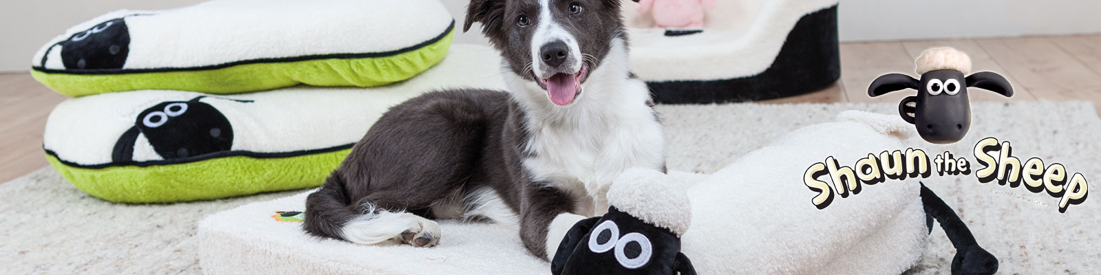 Shaun das Schaf - die Hundekollektion von TRIXIE, Bild 1