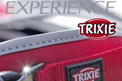 Trixie Experience Hundeleinen und Halsbänder sowie Geschirre