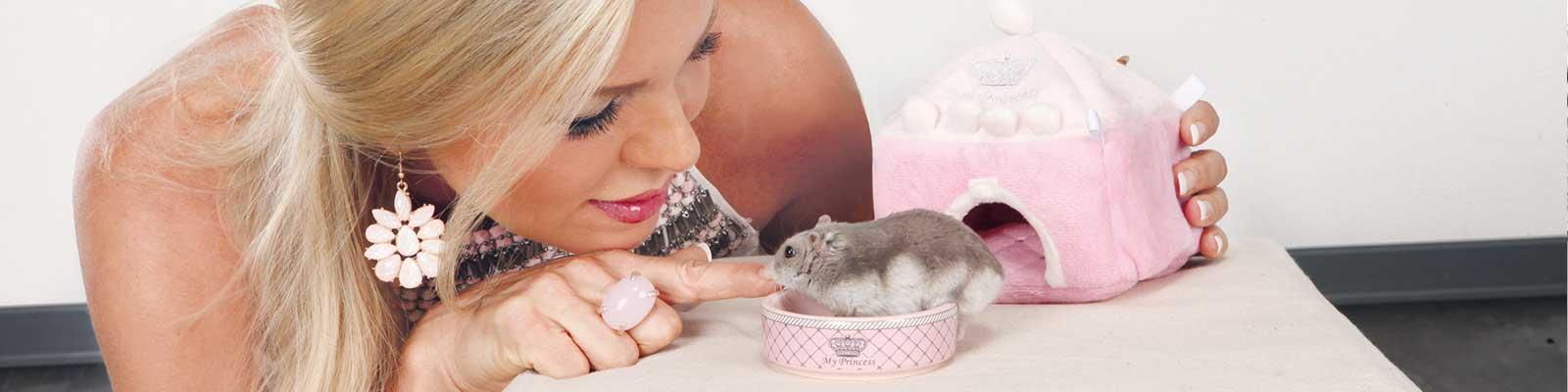 Maja Prinzessin von Hohenzollern Kollektion für Kleintiere und Nager, Bild 2