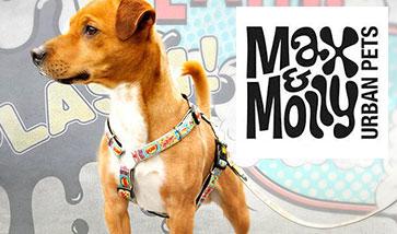 Max & Molly Geschirre