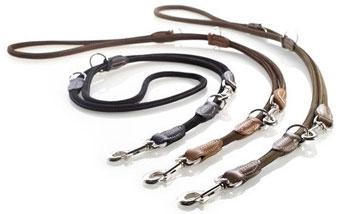 Hundeleinen von Hunter sind langlebig und robust.