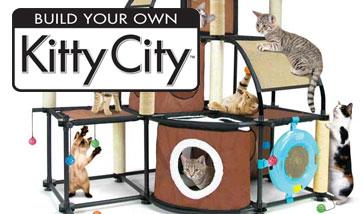 Kitty City - die Katzenstadt