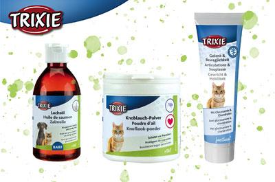 TRIXIE Ergänzungsfuttermittel für Katzen