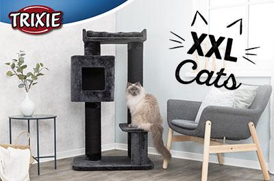 TRIXIE XXL: für große Katzen