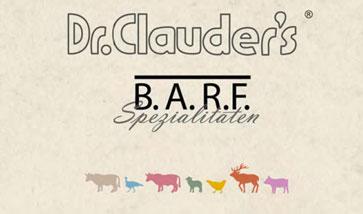 Dr Clauders BARF Hundefutter