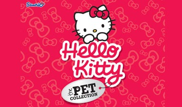 Hello Kitty Pet Collection