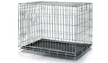 Gitterboxen für Hunde Hundekäfige