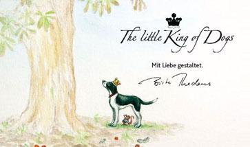 Der kleine Hundekönig Kollektion für Hunde