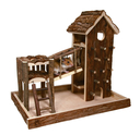 Spielplatz Birger für Hamster 36 x 33 x 26 cm