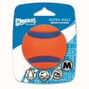 CHUCKIT! Ultra Ball Medium, 6,3 cm, 1 Stück