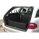 Doctor Bark Kofferraumdecke für Hunde L: Breite 100 x Tiefe 100 x Höhe 50cm, schwarz