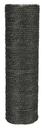 Ersatzstamm für Kratzbaum M8 ø 9 × 30 cm, Gewinde M8, grau
