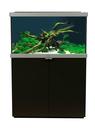 Fluval Studio 900 Aquarium Kombination LED 180 Liter, schwarz