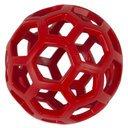 HOL-EE Roller Lochball für Hunde Mini, 5 cm
